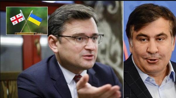 «Не может нам указывать» Кулеба отреагировал на решение Грузии. Все сказал — «переживут»