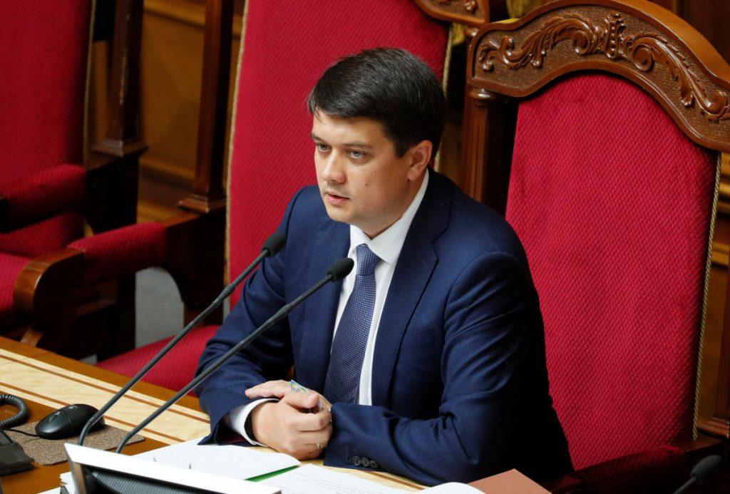 «Единственная проблема» Разумков выпалил неожиданное заявление о Донбассе. «Гораздо меньше»
