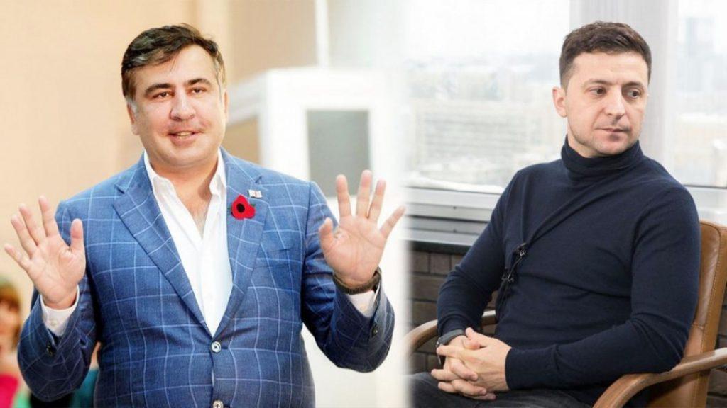Он готов! Саакашвили поразил заявлением о Зеленском. «Вытащить из болота»