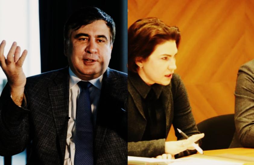 Он не оставил шансов! Саакашвили уже там — действует. Камеры для них готовы