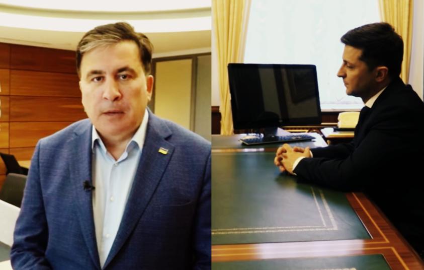 Срочная встреча в ОП! Саакашвили выносит — он сказал это всем. Сразу в парламент