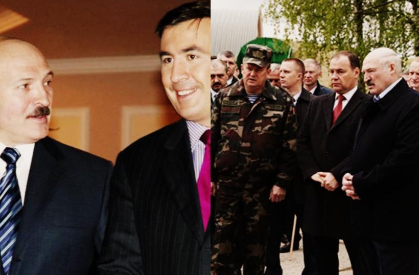 Не надо на колени становиться! Лукашенко поставил Путина на место. Михо аплодирует