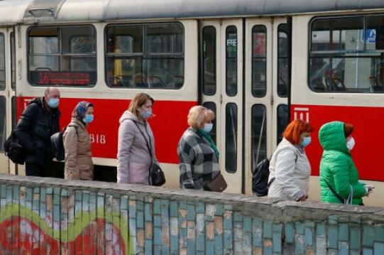 Три этапа: украинцам рассказали о запуске общественного транспорта. Назвали дату