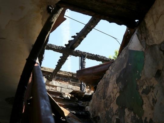 «Думали, что землетрясение»: ночью в Одессе рухнул жилой дом. Был аварийным