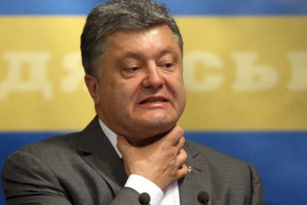Порошенко в ауте. В Сеть «слили» секретные материалы. Государственная измена — украинцы не простят