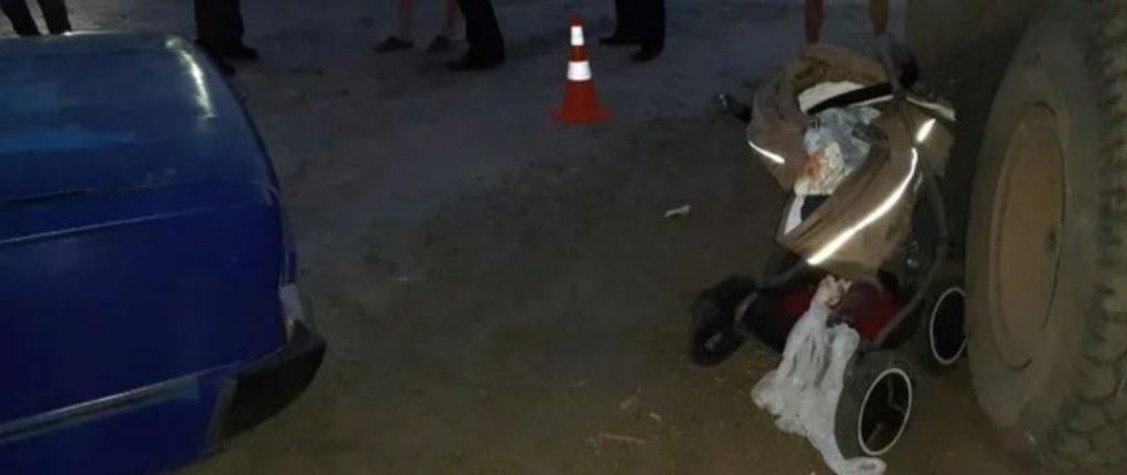 Жуткая трагедия в Харькове: Авто наехало на коляску с младенцем. Девочка не выжила