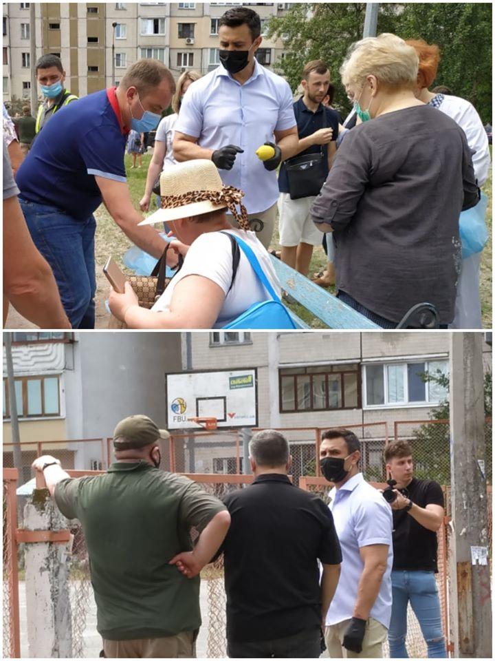 «Гуманитарная помощь» В Сети резко разнесли Тищенко за его поступок. «Принес витаминов»