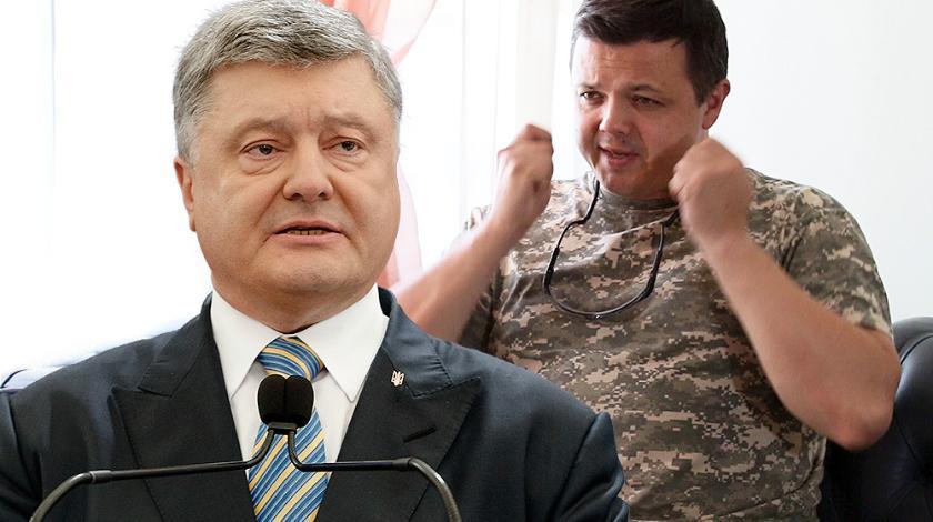 «Лживая совесть нации!»: Мощное заявление подняло на ноги всю страну. Семенченко не стал молчать — вылил на Порошенко все