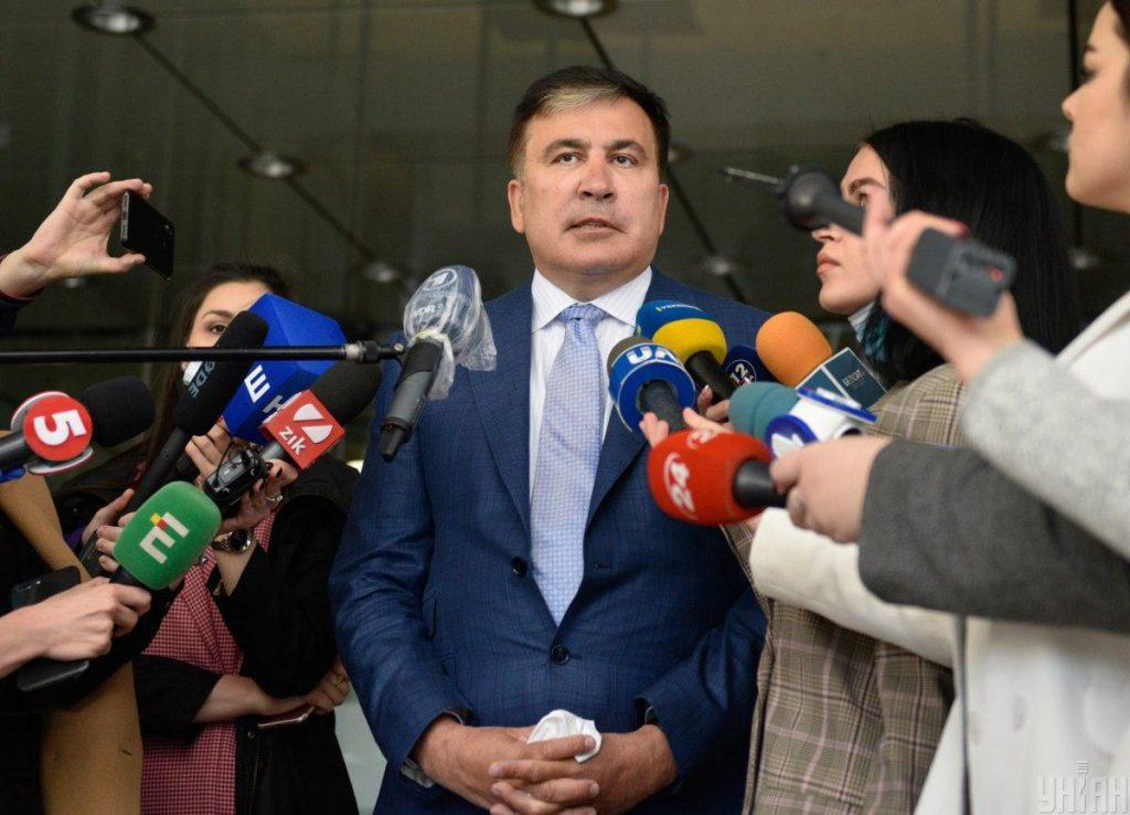 «Закрыли дело и пошли дальше». Саакашвили принял неожиданное решение. Поддержал его, «будет минимальная сделка»