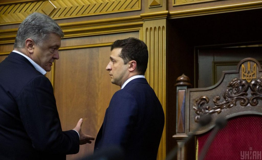 «Я ему не верю» Зеленский эмоционально высказался об отношениях с Порошенко. «Опытный манипулятор»