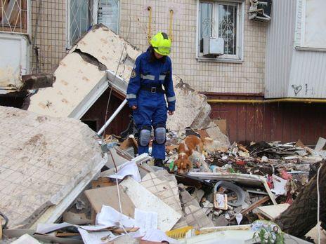 «Пожилая женщина». В ДСНС сообщили детали о жертвах взрыва. «Хозяйка квартиры, в которой произошел взрыв»