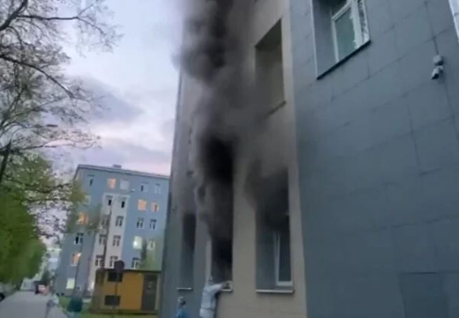 В квартире известного украинского депутата произошел мощный взрыв. Соседи потрясены. Владелец в тяжелом состоянии