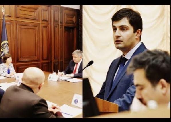 «Не хочу никого расстраивать!»: Сакварелидзе сделал эмоциональное заявление. «Порядка еще долго не будет»