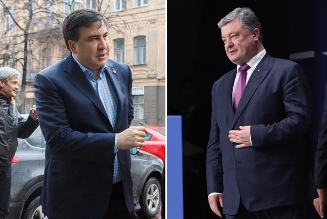«Украина не пережила бы второй срок Порошенко»: Саакашвили шокировал своим заявлением. «Этот человек хотел бы быть Путиным»