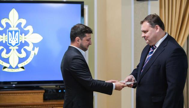 Громкое назначения. Зеленский представил нового главу СВР. «Усилит способность защищать»