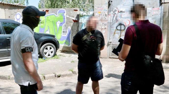 «Задержали предателя!»: СБУ провели блестящую операцию. Работал на РФ. Обыски и изъятия.