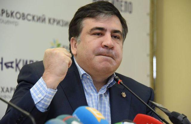 Сразу в офисе! Саакашвили взял их, команда, которая разнесет — последний шанс. Он должен сделать это