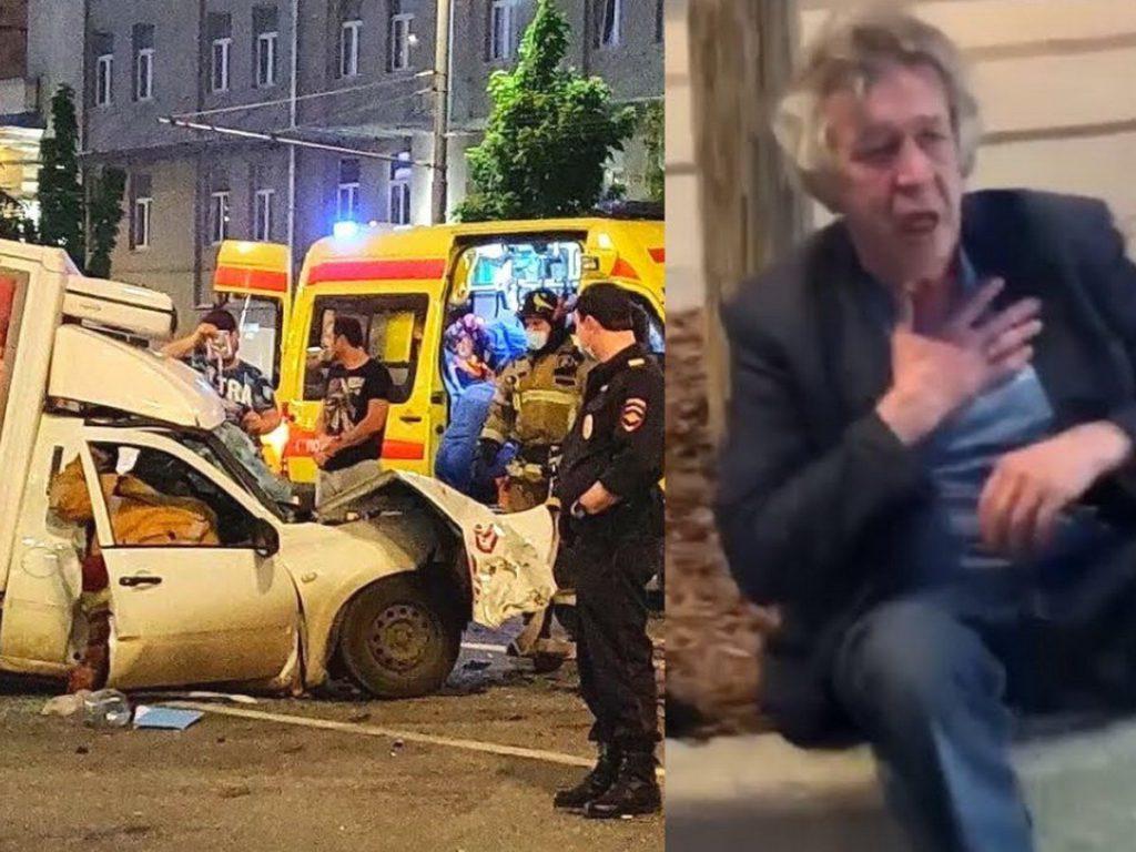 «Находился в бессознательном состоянии»: Актер Ефремов попытался совершить самоубийство. «Глубокая борозда на шее»