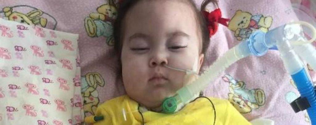 Помогите моему ребенку! Молю вас о помощи! «Мама тяжелобольной Нины просит спасти ее ребенка