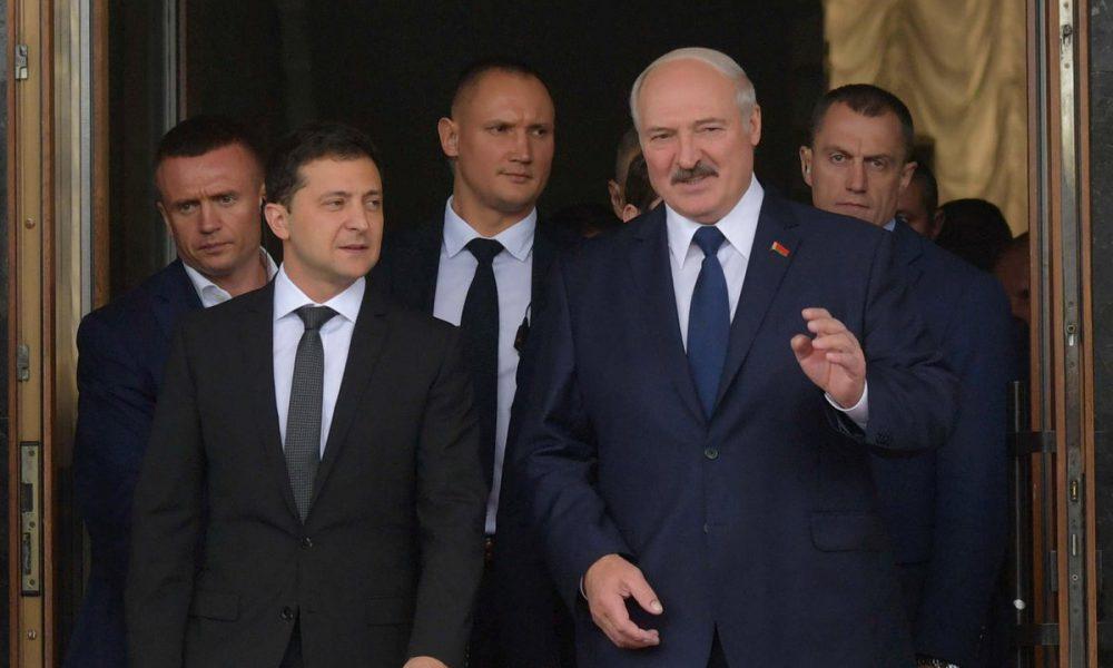 Всех задержали — 16 чиновников. Личное распоряжение Лукашенко. Не церемонился. Показал пример Зеленскому