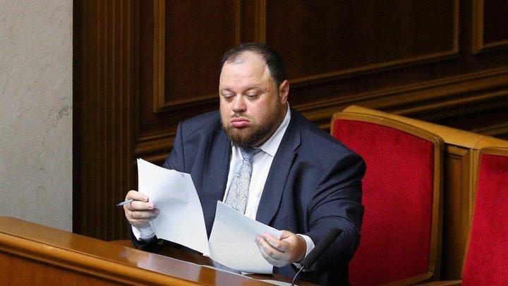 «Если есть доказательства — предъявите» Стефанчук резко отреагировал на слухи о конфликте в Раде. «Мы все видим»
