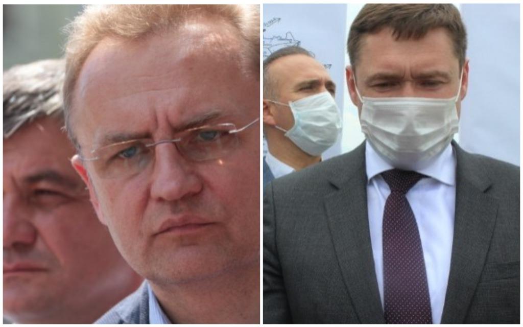 «Кто возьмет на себя ответственность?» Глава Львовской ОГА резко обратился к Садовому и городской власти. «Мы здесь ни при чем»