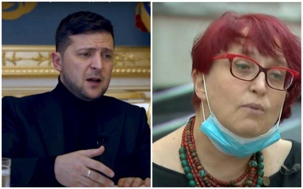 «Торпеда!»: Зеленский жестко раскритиковал скандальную Третьякову. Личная встреча. «Проигрыют выборы»