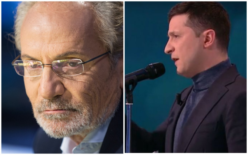 «Меня унижает!»: Шустер срочно обратился к Зеленскому. «Ради защиты власти от критики»