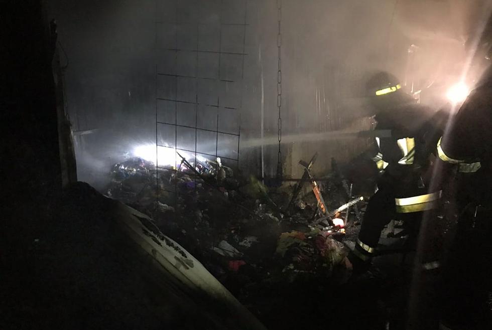 Не было видно ни земли, ни неба: в Кривом Роге вспыхнул масштабный пожар. Люди в шоке
