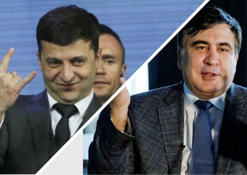 «Это грозит распадом страны»: Саакашвили сделал мощное заявление о Зеленском. «Сделал одну ошибку»