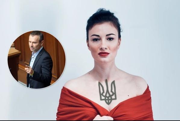 «Из-за таких как Вакарчук». Приходько резко прокомментировала решение Вакарчука. «Доверия — ноль»