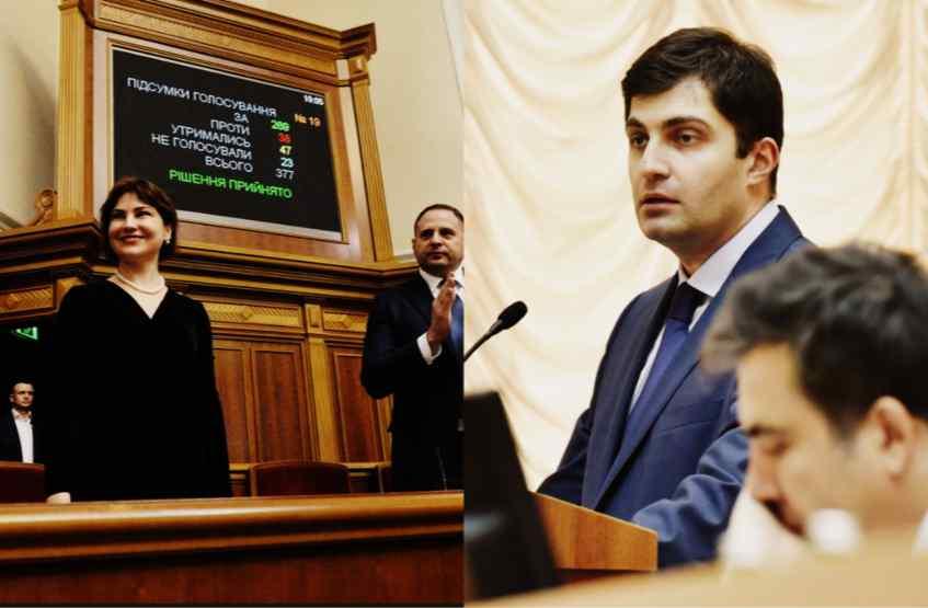 «Происходит какой-то хаос!»: Сакварелидзе резко прошелся по Венедиктовой. «Ничего не происходит, результатов нет!»