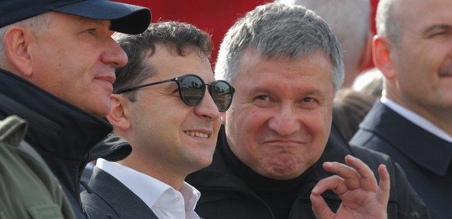 «Может рассматриваться»: Зеленский назвал условия отставки Авакова. «Нужны кандидаты!»