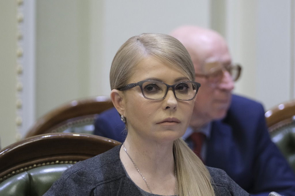 «Гнилое» поздравления: обращение Тимошенко к украинцам «подорвало» Сеть. «Чувствую себя немного неловко»