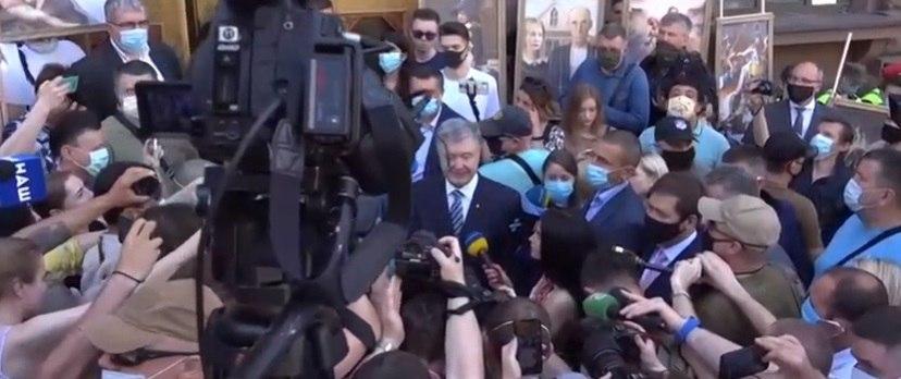 Закроют дело! Перед допросом Порошенко шокировал заявлением. невероятный цинизм