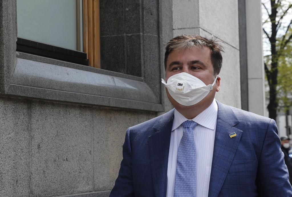 «Имитация перемен!» Саакашвили резко раскритиковал действия ОП, не соответствуют интересам. «Это не воля президента»