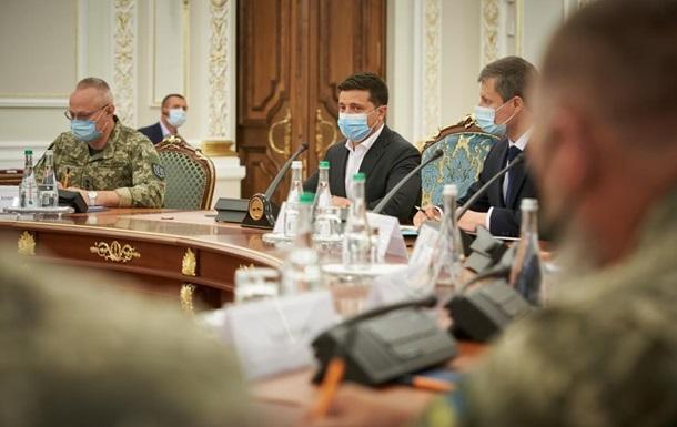 «Украина очень повезло». Зеленский провел встречу с ветеранами АТО: «ожидают, уже в сентябре»