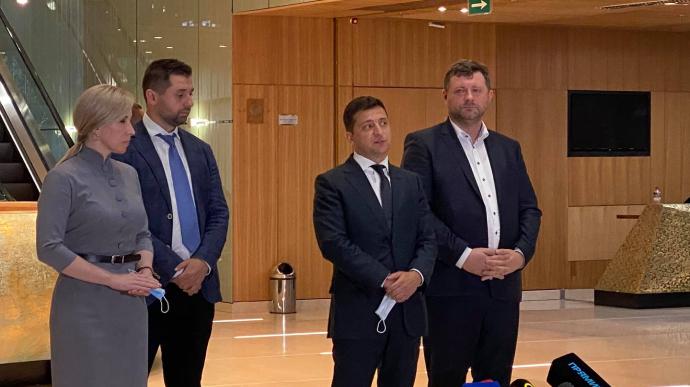 Решение принято. У Зеленского определились с кандидатом в мэры Киева: по трем критериям