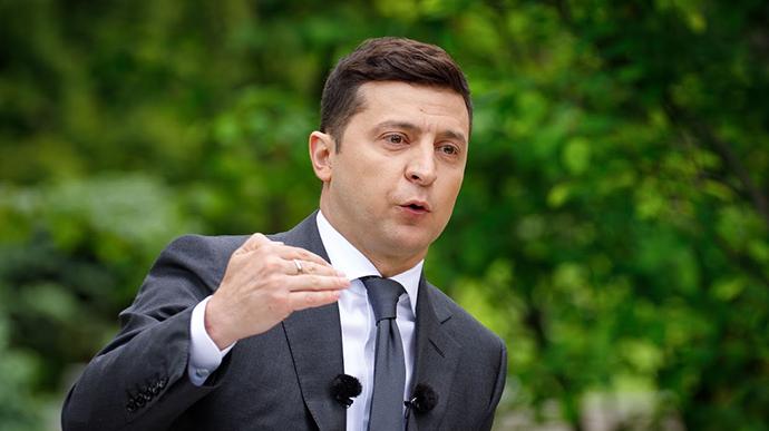 «Не должны сдерживать». Зеленский сделал неожиданное заявление о курсе гривны. «Рычаги всем известные»