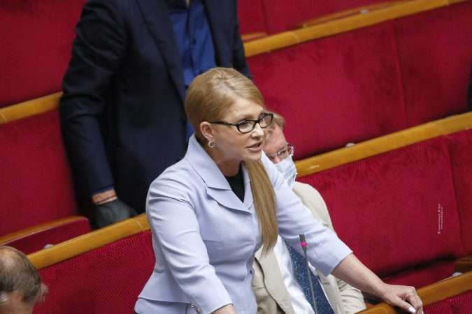 Запустили всю уголовную мафию. Тимошенко резко разнесла скандальный закон. «Раковая опухоль»