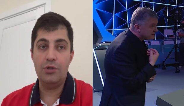 «Пытался задобрить Путина»: Сакварелидзе просто «размазал» Порошенко в эфире. «Не стал исключением»