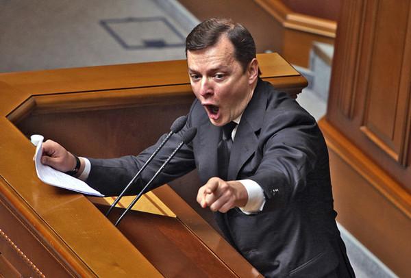 «Иди в отставку, а лучше …»: Ляшко устроил настоящую истерику на камеру. «Не позорь!»