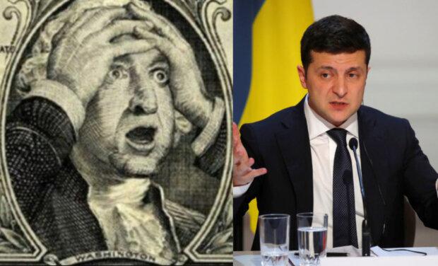 Доллар резко пошел вверх: Эксперты спрогнозировали курс валют в ближайшее время. «После заявления Зеленского …»