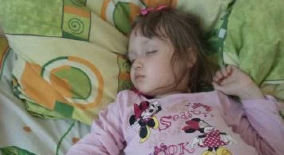 «Нам самим не справиться». 5-летняя Вероничка нуждается в помощи в борьбе с раком