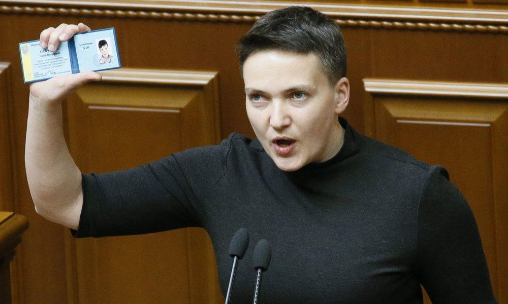 Высказала ему! Савченко выдала эмоциональное заявление. Просто на вечер — этого не ожидал никто, уволить их!