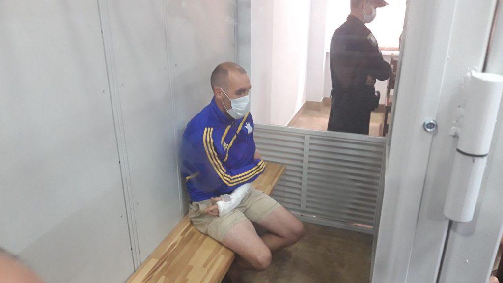 «Я ничего не отрицаю»: Виновник жуткой аварии под Киевом выступил в суде. «Не помню»