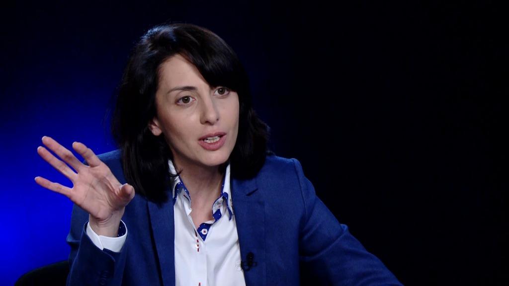 Далеко от завершения. Соратница Саакашвили выпалила громкое заявление, на «троечку». «Моя большая боль»
