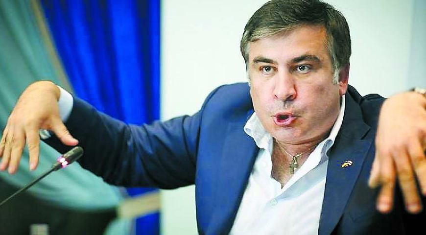 «Ликвидировать все!» Саакашвили готовит настоящую революцию. «Создать единый орган»
