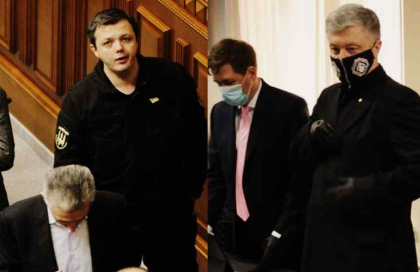 «Судят как последнего смерда …»: Прозвучало мощное заявление. Семенченко «размазал» Порошенко. Вспомнил все
