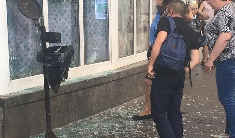 «Было очень страшно» Новые детали мощного взрыва в Киеве: свидетели до сих пор не пришли в себя
